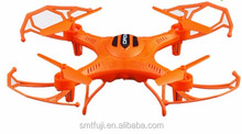 2016 latest design Mini Toy Drone 2.4G 4-axis UFO Aircraft Quadcopter with Camera