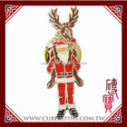 CUBEPIN Christmas Santa Claus Custom Pins