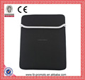 2015 hot sale neoprene laptop sleeve without zipper neoprene laptop bag for ipad