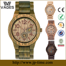 expensive gassen james glee circle grovemade handmade jord green wood diy wrist watch ladies men with japan movement 2017 custom