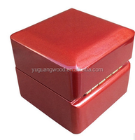 ring jewellery gift display storage box collector case