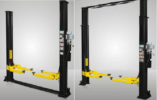 Electro Hydraulic Two-Post Lift