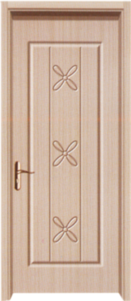 pvc import china goods safety wooden door design main colors