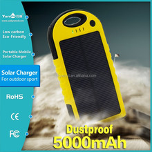 Cell Phone Cases Manufacture Solar Powered Charger