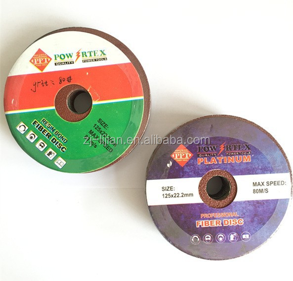 all kinds of quality powertex india Brand Fiber disc