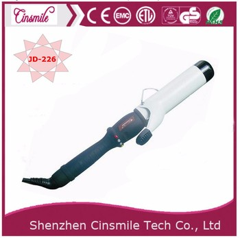 Small size hair iron rod ceramic hair rollers curlers