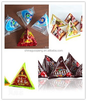 Fast Food/Medicine Triangle Bag Packaging Machine