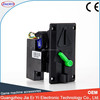 High precision intelligent coin acceptor usb, fast inserting coin acceptor machine