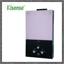 Combination boiler glass panel instant gas water heater