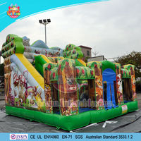 new inflatable animals slides, animals inflatable slides, animals slide inflatable