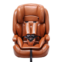 high quality leather child adult baby car seat 9-36kg
