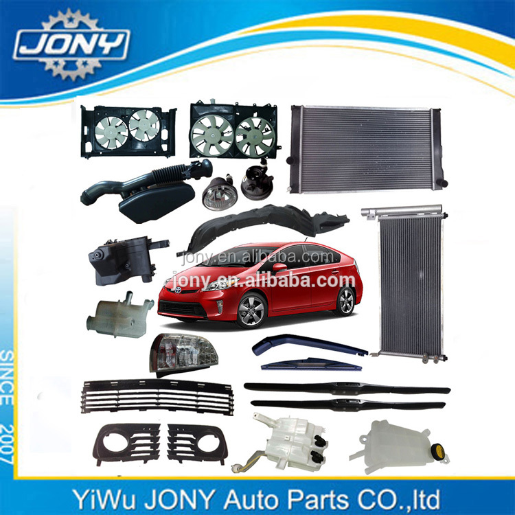 Auto Spare Parts For Toyota Prius Hybrid Used Car Body Parts Toyota Prius Accessories