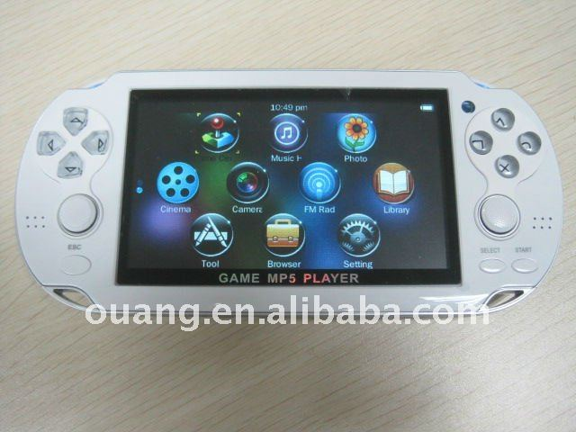 newest handheld game MP5 player