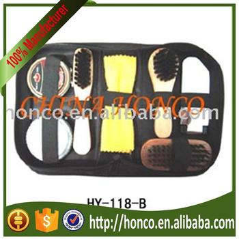 Brand new shoe care kit with quick delivery HY118-B