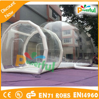 4m dia inflatable TENT BUBBLE