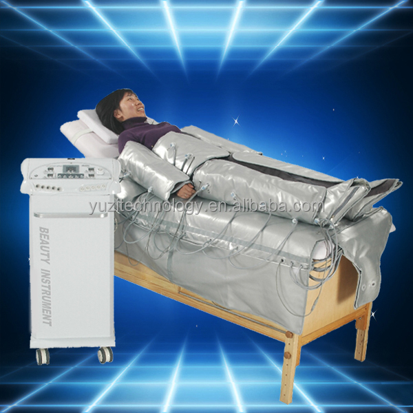 3 Zones Slimming Blanket Infrared Body Wrap Body Shaping Blanket from factory pressotherapy machine