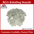 bga reballing kit stencils from Zhuomao Technology