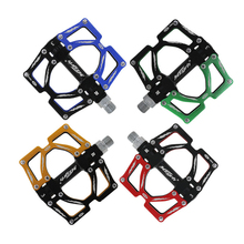 Aluminum Alloy Mountain bike Foot Pedal Road Bike Pedals Bicycle Parts