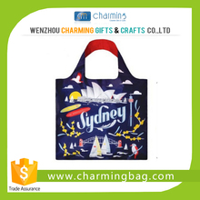 190T/210T Polyester Tote Shopping Bag