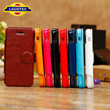 Special TPU Back Cover leather Stand Wallet Case for Iphone 5 5S