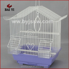 Iron Hanging Acrylic Pet Product Bird Cage With High Quality