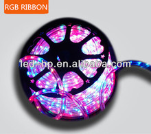 High Quality RGB battery powered led ribbon lights