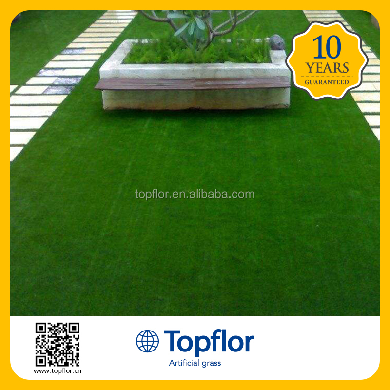 Landscaping synthetic fake lawns 40mm artificial grass carpet