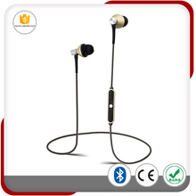 Mobile Accessories Best Wireless Headset with Magnetic Bluetooth Earphone for Samsung Galaxy S6