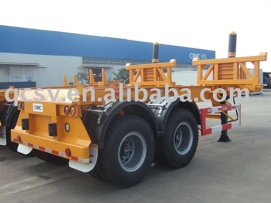 Tipper chassis