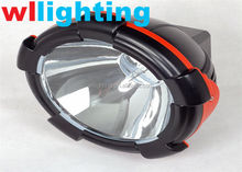 9INCH 100W HID XENON DRIVING SPOT OFFROAD WORK LIGHTS 4WD 75W 12V