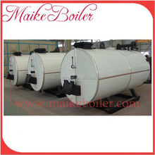 Energy saving eco friendly waste heat recovery thermal oil boiler