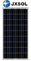 130w poly crystalline solar panel