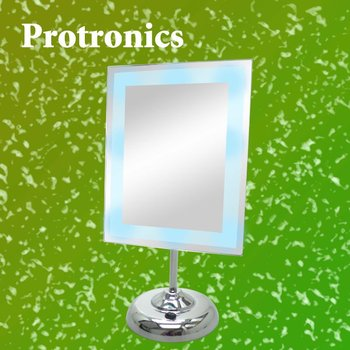 L325 B/O Lighted Square Mirror