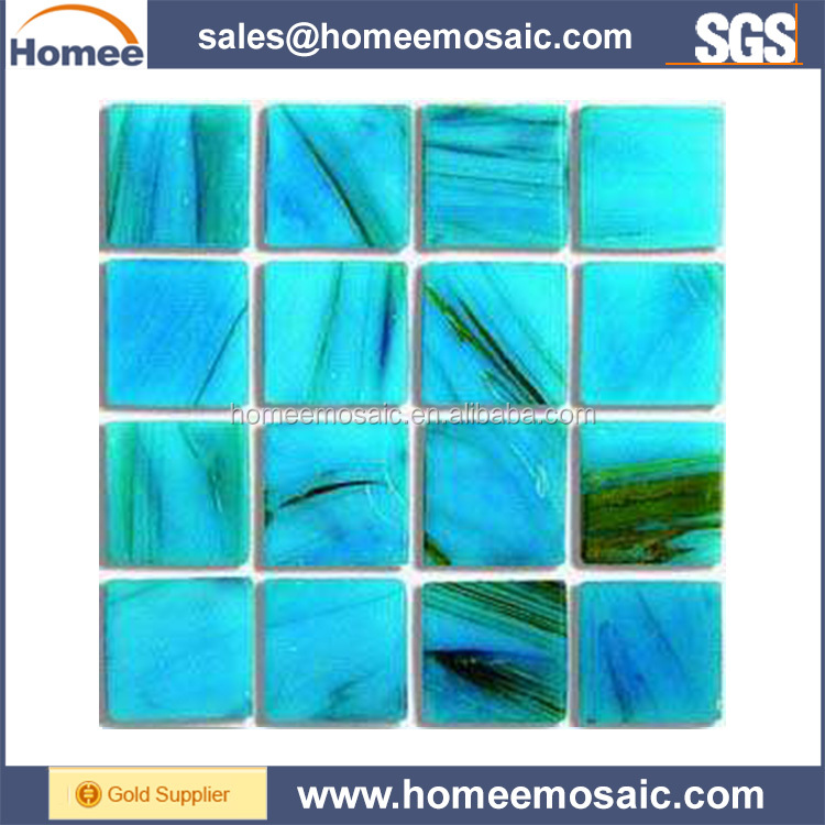 Most popular products mirror glass mosaic for swimming pool tile