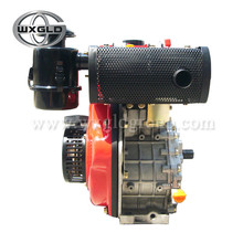 Air-cooled 4-stroke Single Cylinder 3,5,6,9,10,12HP Diesel Engine For Sale 168f,170f,178f,186f,188f,192f