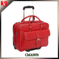 Best Quality Travel Bag on Wheels Luggage Bags Laptop Travel Trolley Bag Women on Sales