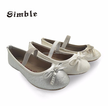 Factory manufacture supply attractive price ladies favorite ballet flat shoe for girl