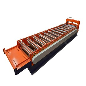 fashionable patterns roll construction forming machine in roof mosaic tile making machinery