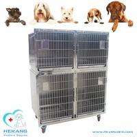 good quality show dog medical kennel