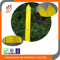 flexible composite utility driverway fiberglass marker glass reinforced polyester composite