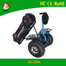chinese manufacture 2 wheel electric golf scooter