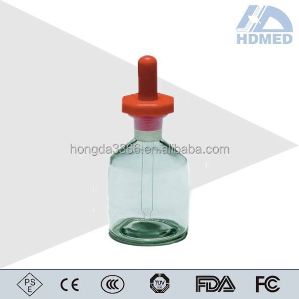 HDMED Good Quality Best Price 1.5ml Reagent Vial used for hplc instrument