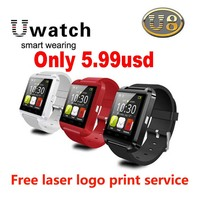 "1.48"" Capacitive Touch Screen bluetooth smart watch phone"