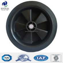 Hot sale 4 inch rubber wheel for dolly