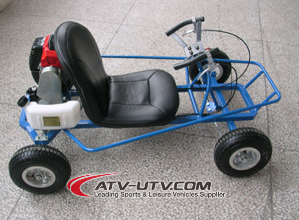 43CC Go-Kart with 9 inches Tires