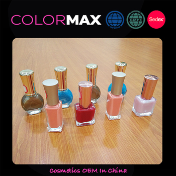 Private Label Customer Brand Wholesale Matte Nail Polish Factory Supply