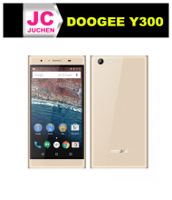 Original Doogee Y300 4G LTE smartphone 5 inch 2.5D In-cell Screen Quad Core 64 Bit 2G RAM 32G ROM Android 6.0