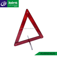 Long Distance Visibility Reflective Car Emergency Sign Traffic Warning Triangle, Car Safety Foldable Parking