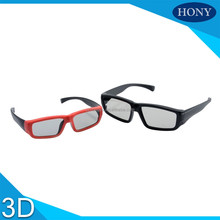 3D cinema glasses circular polarized adult and kids sets 3d glasses