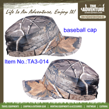 True Adventure TA3-014 Wholesale Classic Baseball Caps Men's Custom Camouflage Military <strong>Hat</strong> Made in China